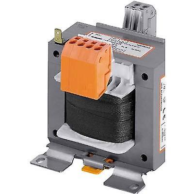Bloc STE 24 4 63 comhommede transformateur, transformateur d'Isolation, sécurité transformateur 1 x 400 V 1 x 24 V AC 63 VA