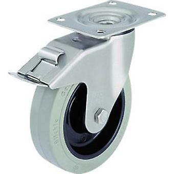 Blickle 583112 Stainless Steel Steering and trestle rollers Type (misc.) Roller ball bearing stop-fix