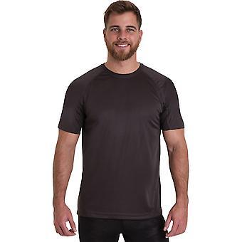 Outdoor Look Mens Watten Fast Wicking  Training Top T Shirt