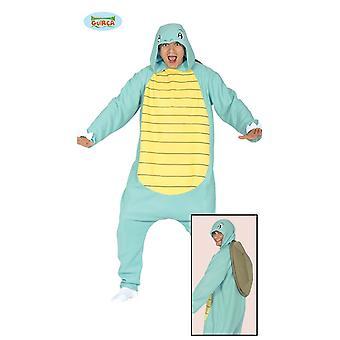 Turtles costume for adult unisex jumpsuit anime animal cartoon Carnival