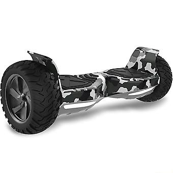 EverCross Challenger base Hoverboard, Hummer fuoristrada con Bluetooth e App