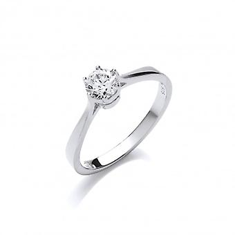 Cavendish French The Perfect Solitaire Ring