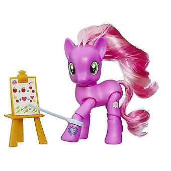 My Little Pony Cheerilee Explore Equestria Figure Moving Legs
