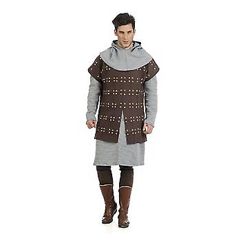 Gambeson Knight chemise Monsieur costume costume de mens chemise médiévale chevalier combattant