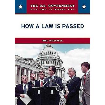 How a Law is Passed by Bill Scheppler - 9780791094662 Book