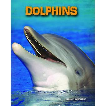 Delfiner av Anna Claybourne - 9781406250152 bok