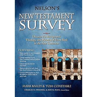 Indagine di nuovo testamento di Nelson da Mark Bailey - 9781418532277 libro