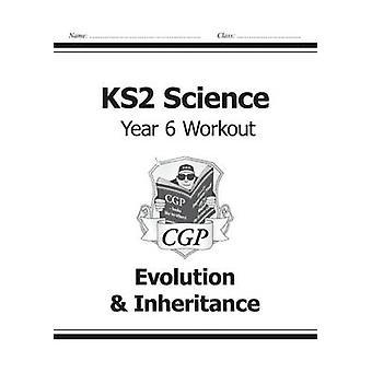 KS2 Ciencia seis ejercicio - evolución y herencia por CGP libros-