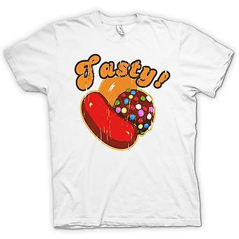 Tasty - Gamer T Shirt Candy Crush Inspired