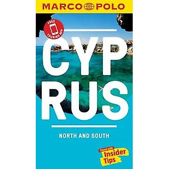 Cyprus Marco Polo Pocket Travel Guide 2018 - with pull out map by Cyp