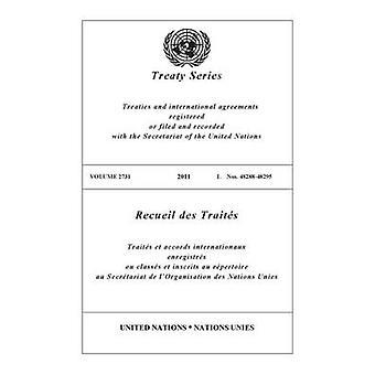 Recueil des traités 2731 par ONU - bureau des affaires juridiques - 97892