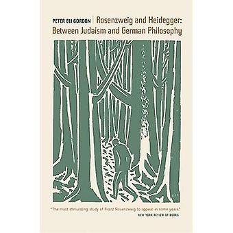 Rosenzweig und Heidegger - zwischen Judentum und deutsche Philosophie von Pe