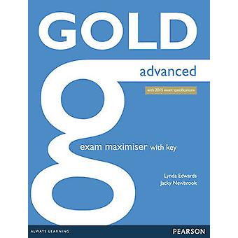 Gouden geavanceerde maximeren met sleutel - schoof (1e editie) van Lynda