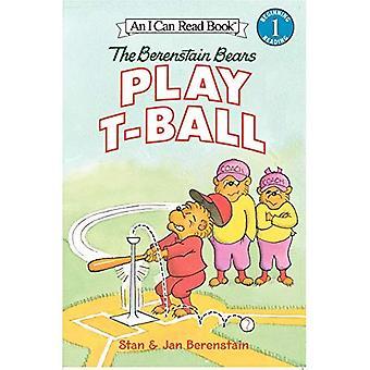 Die Berenstain Bären spielen T-Ball (Berenstain Bären Scouts)