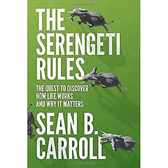 As regras de Serengeti: A busca para descobrir como a vida funciona e por que é importante