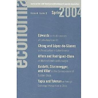 Economia: Spring 2004: Journal of the Latin American and Caribbean Economic Association (Economo�a)