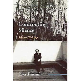 Confrontatie met stilte: Selected Writings (gevallen blad monografieën in hedendaagse componisten)