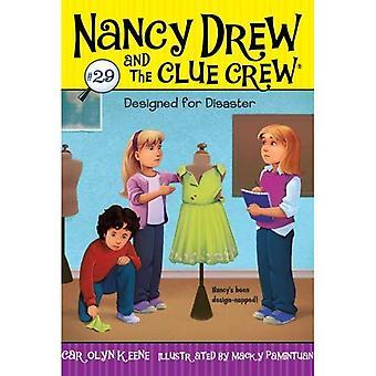 Entworfen für eine Katastrophe (Nancy Drew und der Hinweis-Crew-Serie)