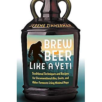 Brew Beer Like a Yeti