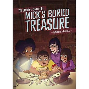 Mick's Buried Treasure (The Sleuths of Somerville: The Sleuths of Somerville)