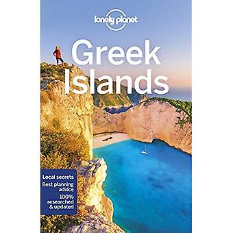 Lonely Planet Greek Islands�(Travel Guide)