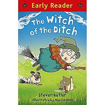 Vroege lezer: De heks van de gracht (vroege Reader)
