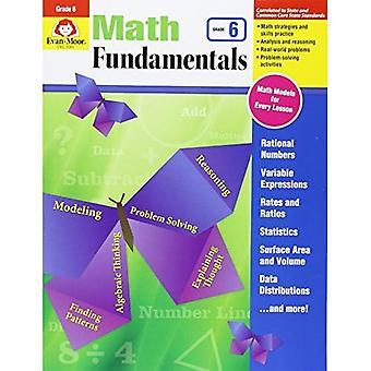 Math Fundamentals, Grade 6 (Math Fundamentals)