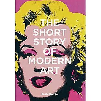 Het korte verhaal van moderne kunst