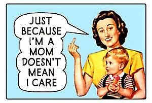 Just because I'm a mom...fridge magnet