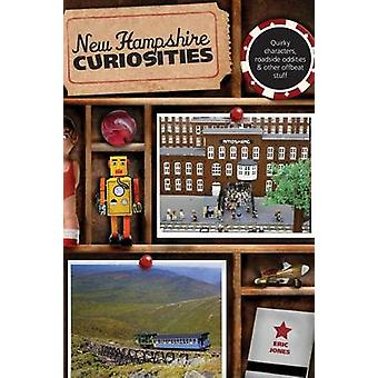 New Hampshire Curiosities Quirky Characters Roadside Oddities  Other Offbeat Stuff by Jones