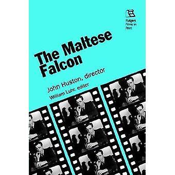 O diretor de Maltese Falcon John Huston por Luhr & William