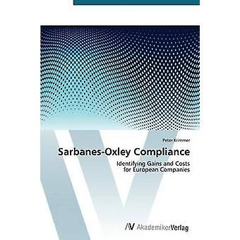 SarbanesOxley Compliance by Krimmer Peter