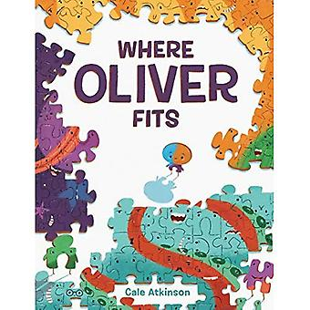 Where Oliver Fits [Board book]