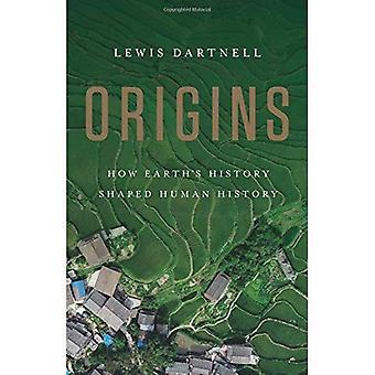 Origini: come la storia della terra a forma di storia umana