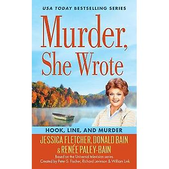 Murder - She Wrote - Hook - Line - And Murder by Jessica Fletcher - 97