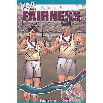 Live it - Fairness by Natalie Hyde - 9780778749165 Book