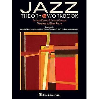 Jazz Theory & Workbook by Lilian Dericq - 9781495062001 Book