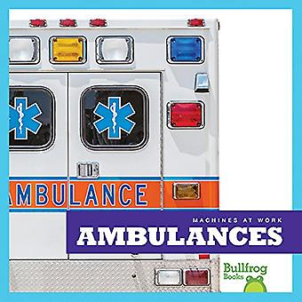 Ambulances by Cari Meister - 9781620314838 Book