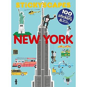 Stickyscapes - New York by Stephen Ellcock - Tom Froese - 978185669984