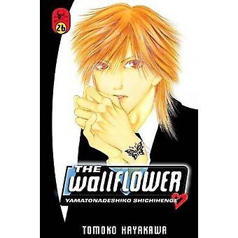 The Wallflower - v. 26 by Tomoko Hayakawa - 9781935429920 Book