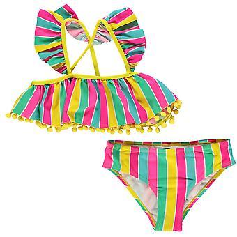 Crafted Kids Girls Swim Suit Junior Beach Swimsuit