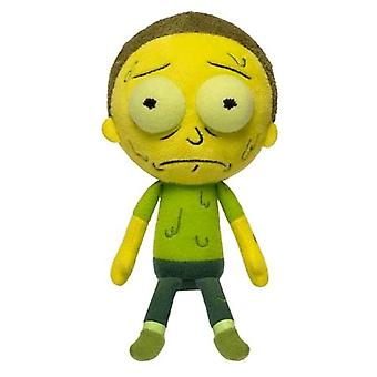 Rick and Morty Toxic Morty Plush