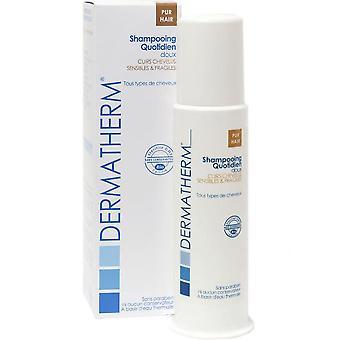 Organic Purhair shampoo-følsom og skjør hår