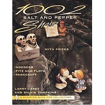 1002 sale e pepe (Schiffer libro per intagliatori)