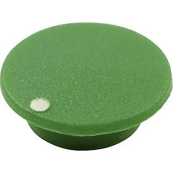 Cover + dot Green Suitable for K21 rotary knob Cliff CL1755 1 pc(s)