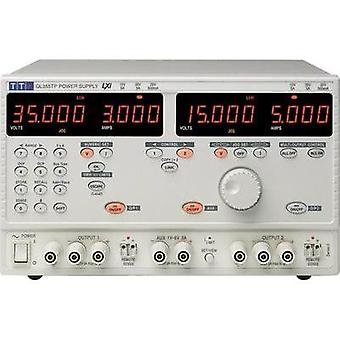 Aim TTi AimTTi, 640W 3 Output Variable DC Power Supply, Switched Mode, Bench