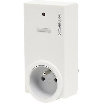 HomeMatic Wireless socket 141131A0 Adapter 3220 W