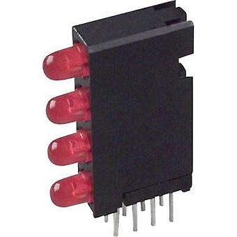 LED component Red (L x W x H) 24 x 14.35 x 4.32 mm Dialight
