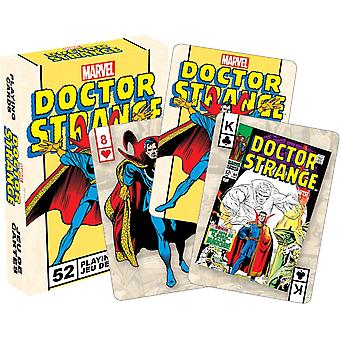 Marvel Doctor Strange set of 52 playing cards    (nm)
