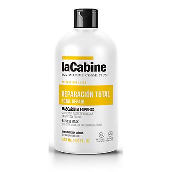 La Cabine Express Repair Masque 500 Ml (Woman , Hair Care , Conditioners and masks)